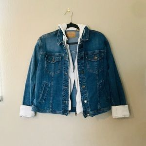 Maurices Authentic Denim Jacket
